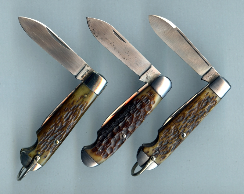 Rusty Old Imperial, Robeson, and Camillus Knives | The Blade Blog