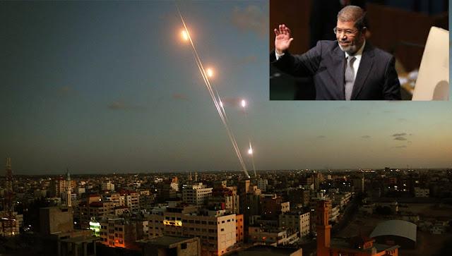 الإعلام الصهيونية: 80 ألف دولار لمواجهة كل صاروخ من غزة.. والرئيس «محمد مرسي» سمح بإدخالها