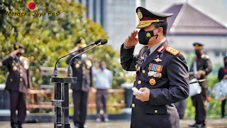 Peringati Hari Pahlawan Ke 75 Polda Jateng