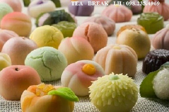 dịch vụ teabreak