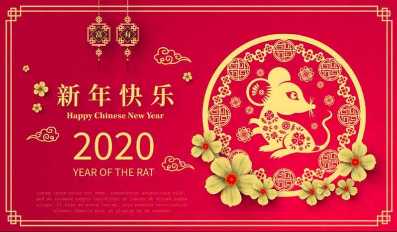 Chinese New Year 2020 Singapore | New Year 2020 Hd Wallpaper