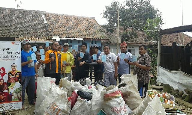 Relawan Inspirasi Merubah Sampah Menjadi Rupiah