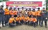 Apel Siaga Tanggap Bencana, Senkom Gowa Bergabung Dengan Tim Relawan Kemanusiaan
