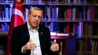 أردوغان: الطريق المؤدي للسلام في ليبيا يمر عبر تركيا