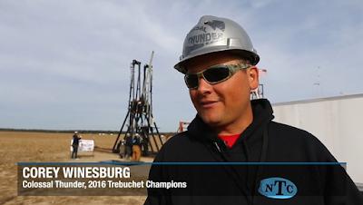 Colossal Thunder - 2016 Adult Trebuchet Champions