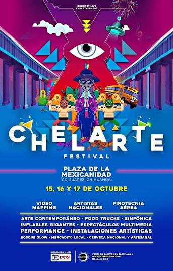chelarte festival ciudad juarez 2021
