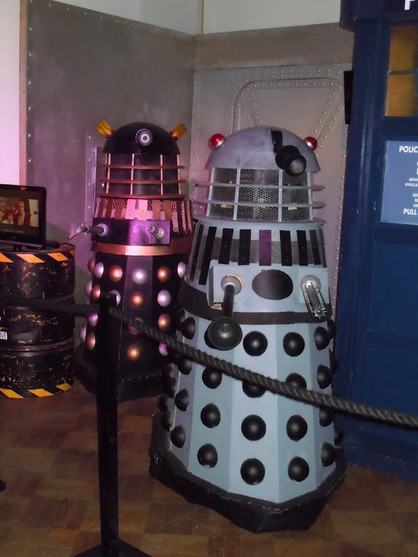 Dr Who 1965 movie Daleks