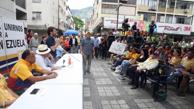El 16 de julio se realizará un plebiscito contra Nicolás Maduro y la ANC