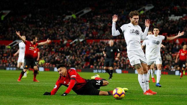 Berikut 6 Fakta Menarik Hasil Imbang Manchester United Dengan Burnley 2019