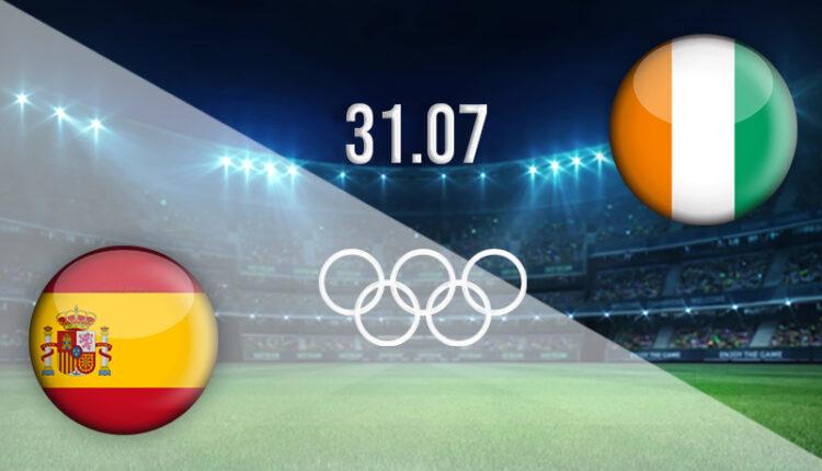 مباراة اسبانيا والكوت ديفوار اليوم