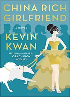 China Rich Girlfriend A Novel