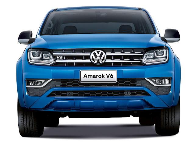 VW Amarok V6 2019 Extreme