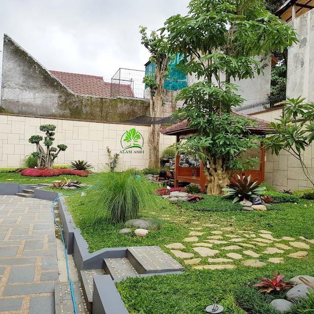 Tukang taman minimalis surabaya