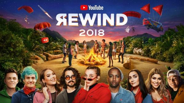 """فيديو """"Rewind 2018"""" يتحول لفضيحة للمنصة!"""