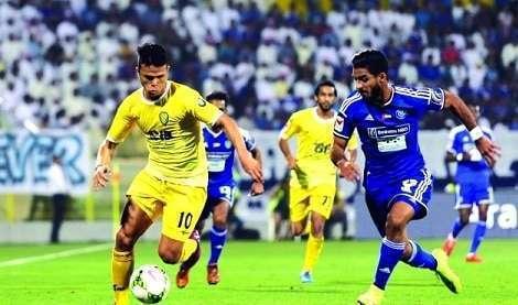 مشاهدة مباراة الوصل الاماراتي والنصر الاماراتي بث مباشر اليوم 28-1-2020 في الدوري الاماراتي