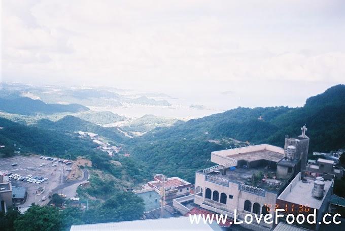 新北瑞芳-聖明宮-九份看陰陽海與雞籠山的推薦景點-sheng ming gong