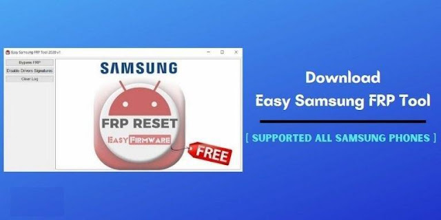 Download Easy Samsung FRP Tool Free 2021