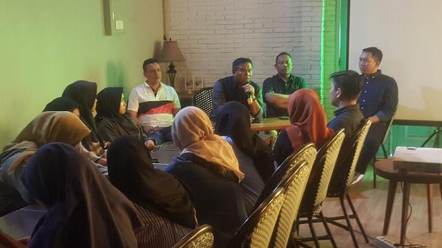 Temui Mahasiswa Asal Bone di Yogyakarta, Ini Pesan Bupati Bone