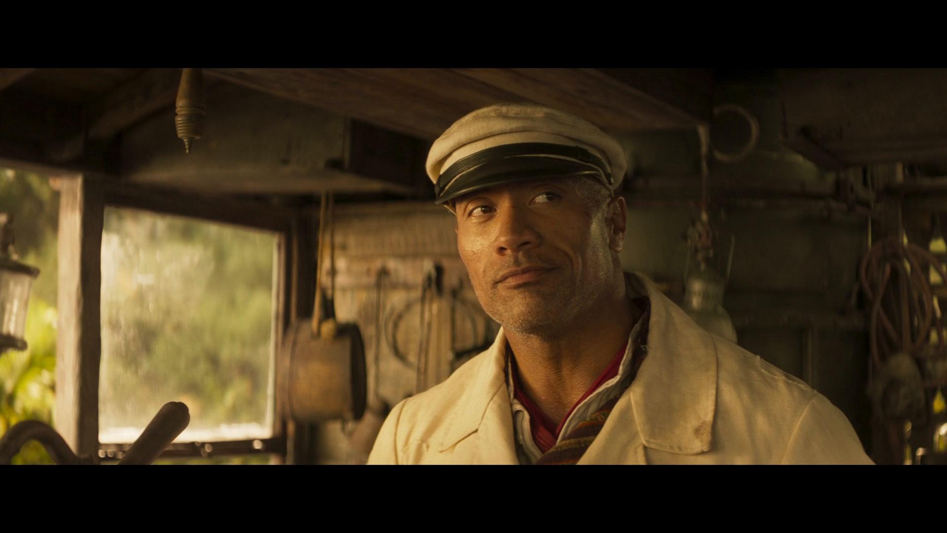 Jungle Cruise (2021) 1080p WEB-DL 60FPS Latino