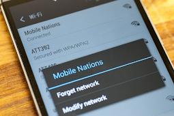 Masalah Autentikasi Wifi Pada Samsung