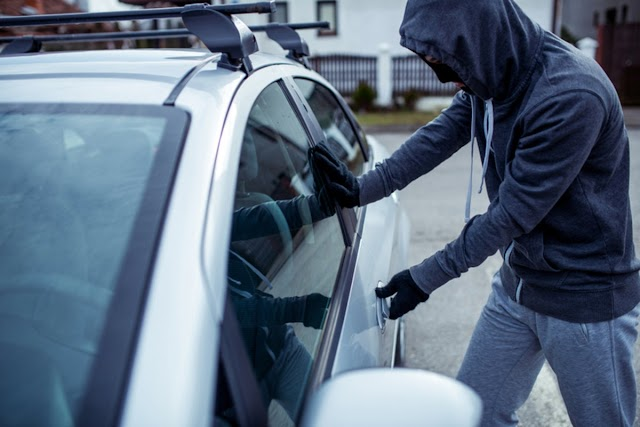 Quarantine makes car theft easier, we show you how to avoid it