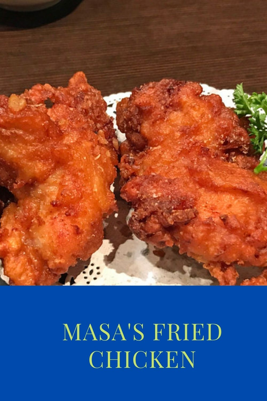 Masa's Fried Chicken