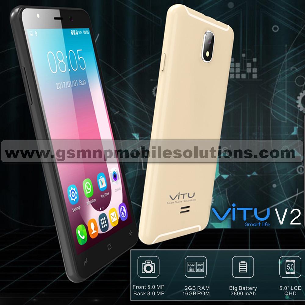 Vitu V2 SP7731C LCD Fix Official Firmware Stock Rom/Flash