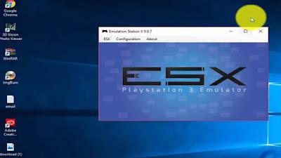 Emulator PS3 PC