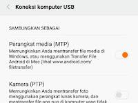 Solusi MTP Hilang di Xiaomi dan Tidak Terdeteksi di Komputer