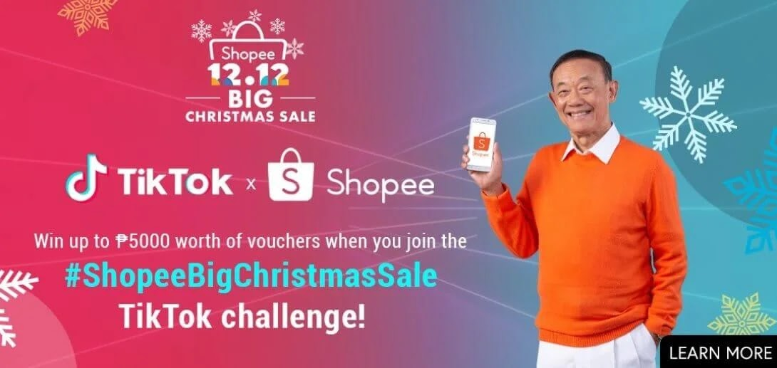 Are You Ready to Take the #ShopeeBigChristmasSale Challenge?