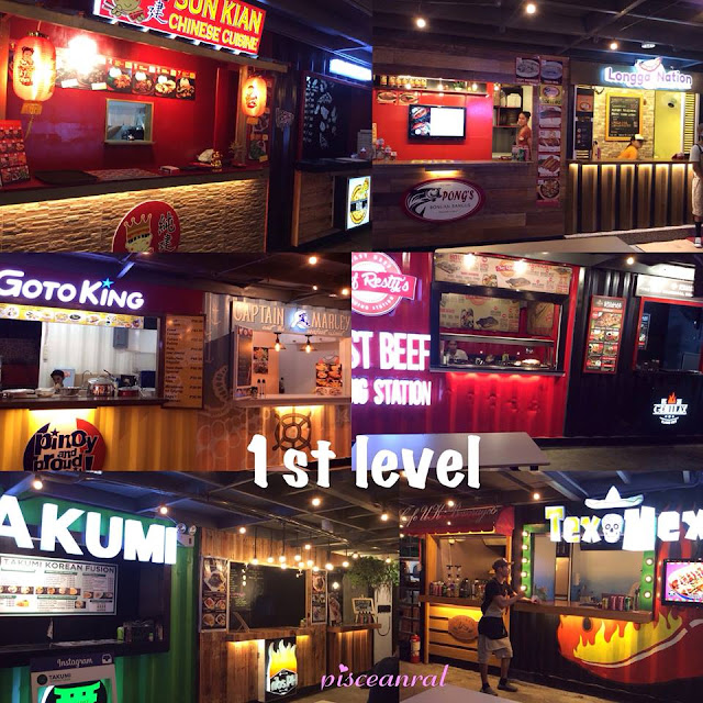 Level 1 food truck manila qc
