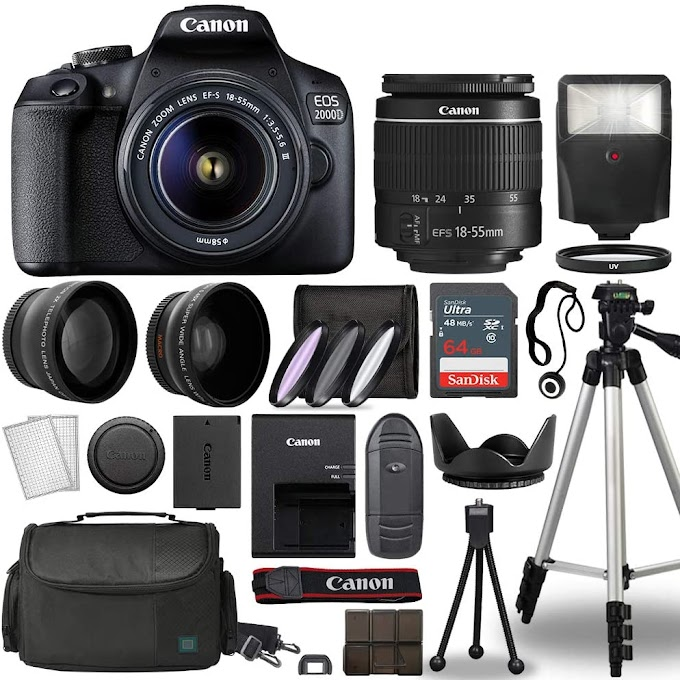 Best DSLR camera's cheap price