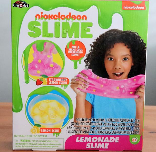 slime nickelodeon