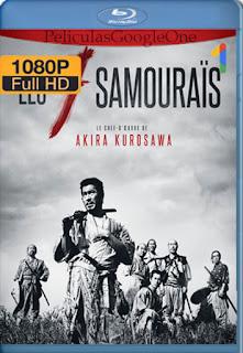Los Siete Samurais (Seven Samurai) (1954) [1080p BRrip] [Castellano-Japones] [LaPipiotaHD]