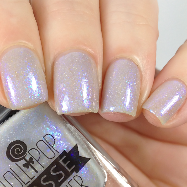 Lollipop Posse Lacquer-The Lies You Tell