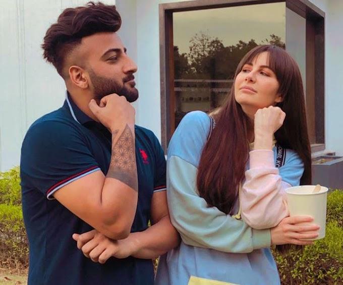 चंडीगढ़ में शूटिंग के दौरान जॉर्जिया एंड्रियानी और शहबाज़ गिल के इन  goofily poses को देख सभी हंस हंस कर हो रहे हैं पागल !