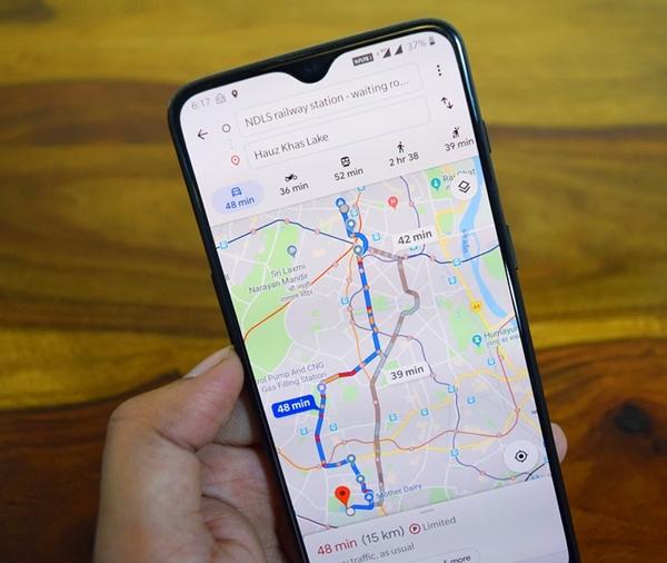 Melacak No HP melalui Google Maps