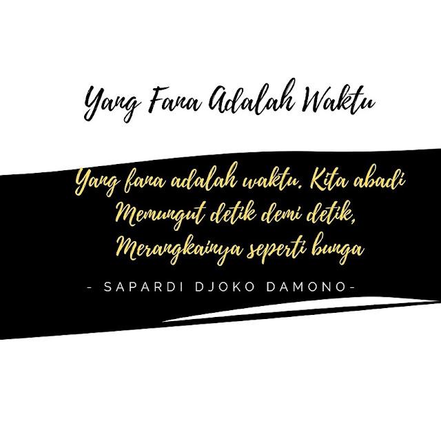 Sapardi Djoko Damono Profil