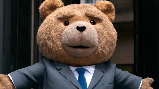 Ted Hollywood comedy movie