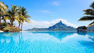 tropics leisure tourism vacation resort town