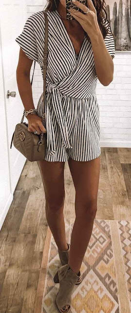 10 Cute Summer Outfit Ideas for 2019 - Hot Summer Style