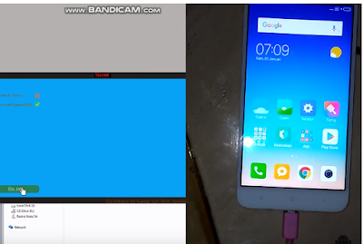 Remove MICLOUD Redmi Note 5A Ugglite MDE6 MDT6 Versi China yang bandel tanpa BOX TESTED !