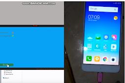 Remove MICLOUD Redmi Note 5A Ugglite MDE6 MDT6 Versi China yang bandel tanpa BOX TESTED !