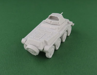 Sd Kfz 234/1 2 cm Armoured Car picture 6