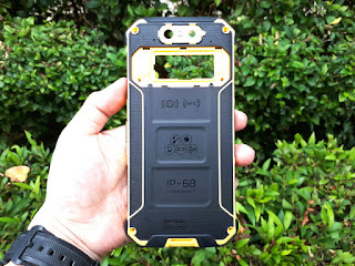 Tulang Back Casing Blackview BV9500 New Original Back Cover