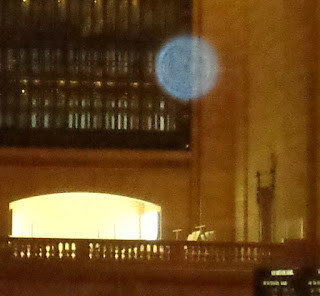 transparent orb