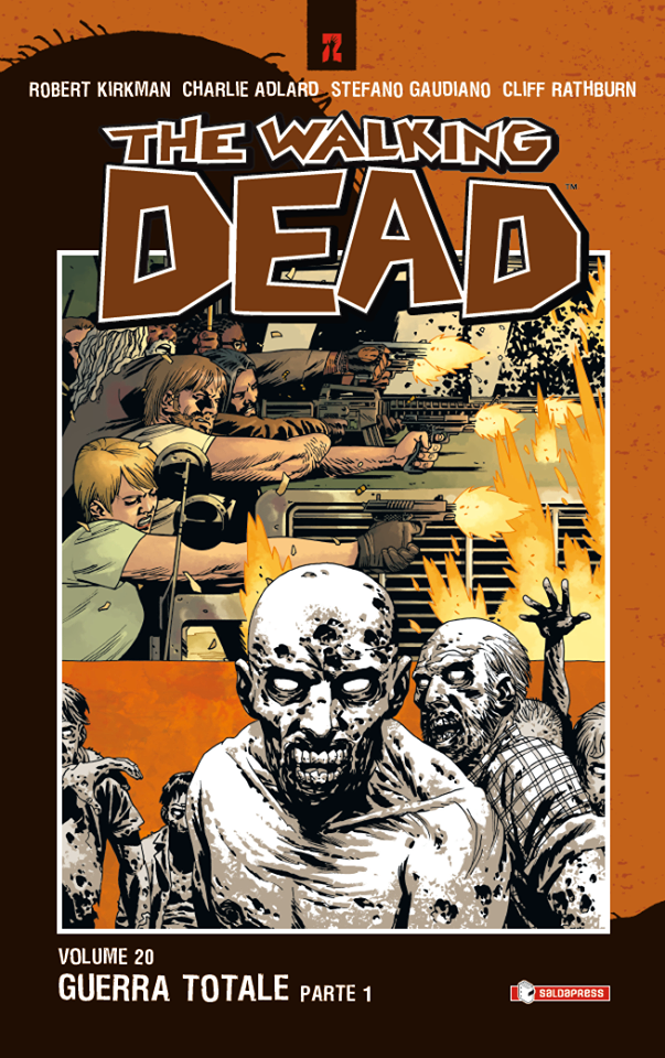 The Walking Dead #20 - Guerra totale (parte 1)