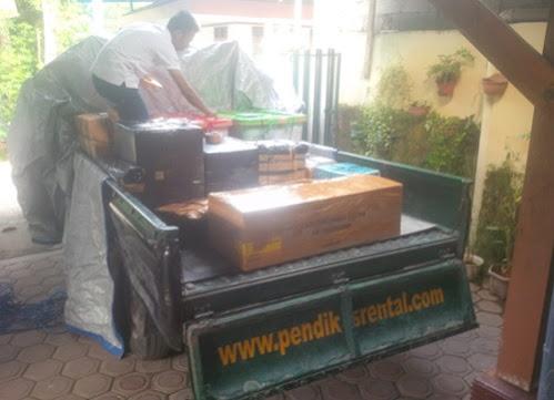 Sewa Pick Up Surabaya Blitar