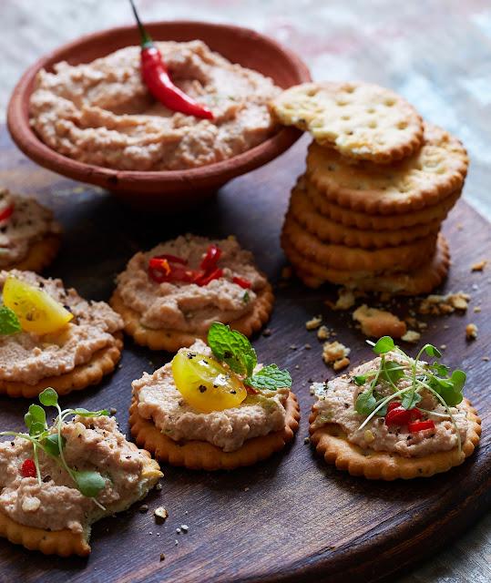 Tuna-Style snacks #TheLifesWay #PhotoYatra