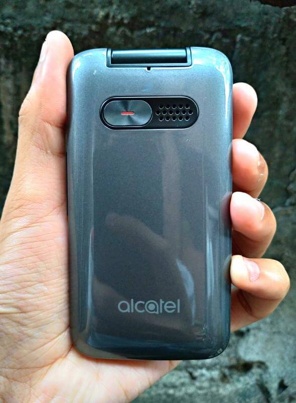 Alcatel 3026 Emergency Button